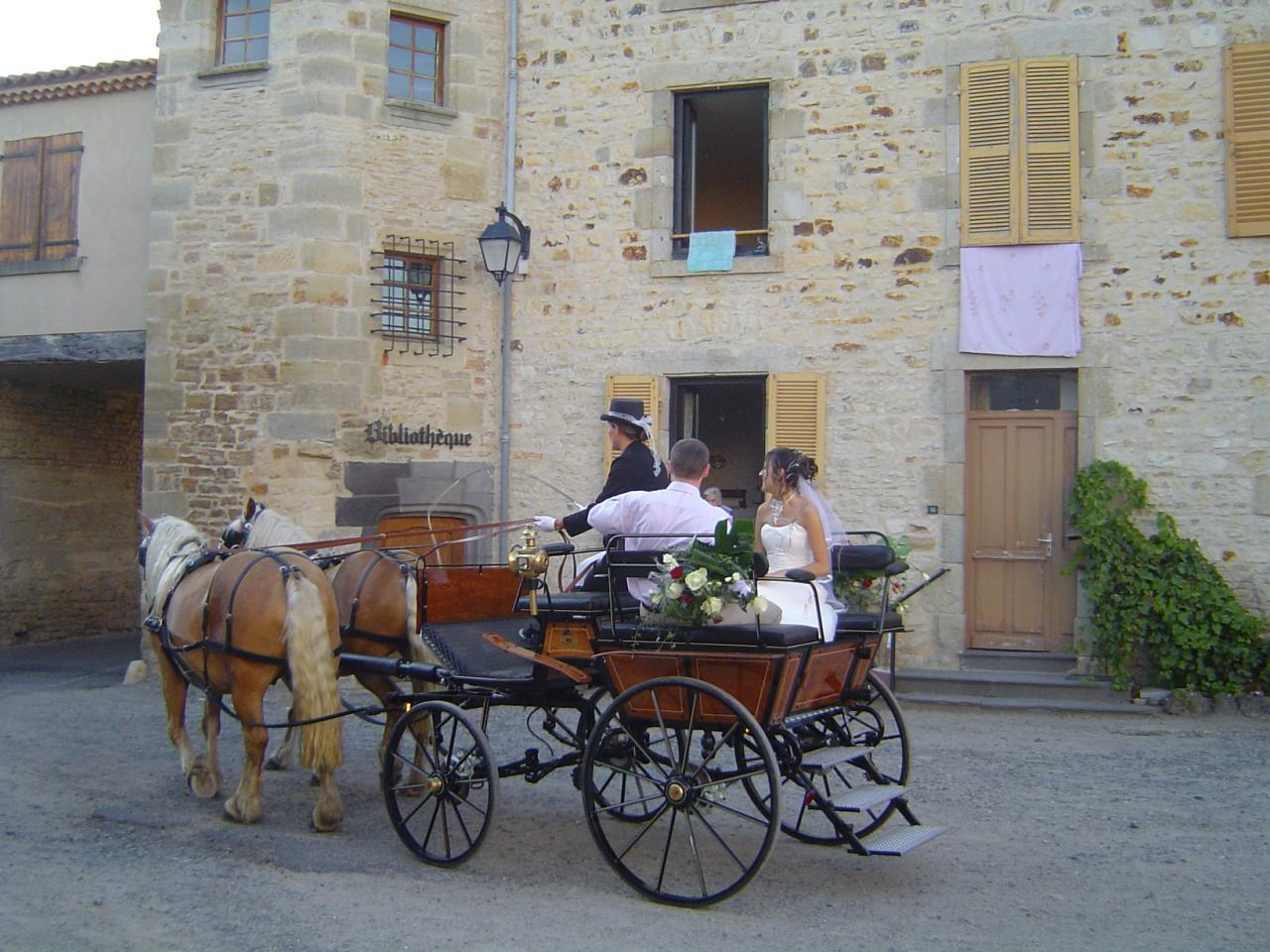 Mariage Espirat 2007
